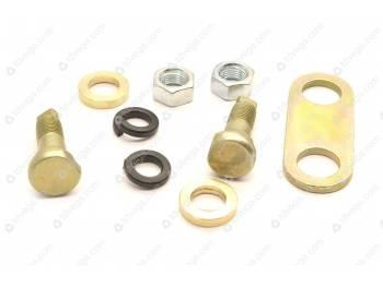 Ремкомплект регулировочный заднего тормоза (эксцентрик короткий) (АДС) (№006)