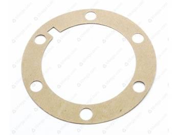 Прокладка крышки подшипника шестерни заднего моста картон завод 0,3 мм. (0069-00-2402035-00)