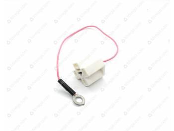 Колодка-фиксатор 9016 с проводом массы (под реле стартера)