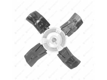 Гидромуфта (с вентилятором) 4 лопасти++ (3741-1308070/10)