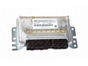 Контроллер 821.3763000-01 (ЕВРО-2,УАЗ,ЗМЗ-409, КПП DYMOS,ДМРВ Siemens 20.3855-10) (3163-00-3763011-95)