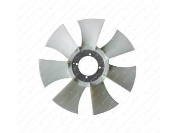 Вентилятор (без гидромуфты) пластм. 7 лопастей (белый) MetalPart (MP-3162-1308010)