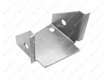 Кронштейн крепления поперечины №2 рамы левый УАЗ-452 (0452-00-2801115-10)