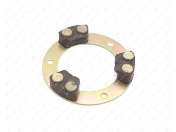Пластина контактная сигнала рулевого колеса (0469-00-3721035-00)