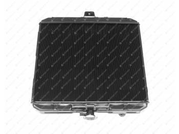 Радиатор водяного охлаждения 2х ряд Валда_й- Бизнес (33104-1301010-30)