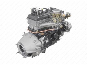 Двигатель ЗМЗ-4063 ОА Газель-2705,3302,2752,3221 карбюратор (АИ-92) (под заказ) (4063.1000400-10)