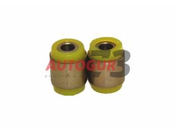 Сайлентблоки амортизатора переднего ВАЗ 2101-07 (2 шт) полиуретановые