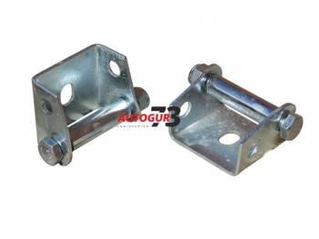 Кронштейн переноса задних амортизаторов ВАЗ 2121 Нива 2 шт