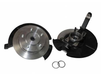 Усиленный ступичный узел 24 шлица + ступица + тормозной диск ВАЗ 2121 Нива SV-Parts