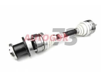 Вал карданный ВАЗ 2123 Шевроле Нива промежуточный усиленный на ШРУСах Серп и Молот