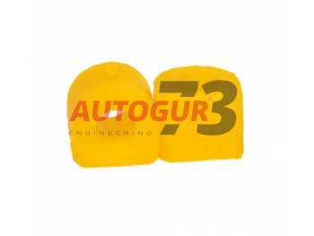 Втулка поперечного стабилизатора ВАЗ 2121 Нива концевая (2 шт) полиуретановая