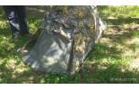 Палатка-трансформер (раскладка за 2 минуты)
