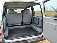 Коврик в багажник 3163 (корыто)