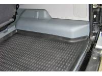 Коврик в багажник УАЗ Патриот 3163 с 2014 г.в., полеуретан