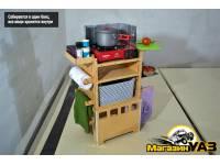 Походная кухня Compact v1 Плитка