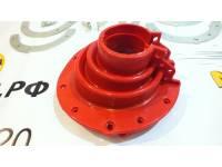 Пыльник поворотного кулака н/о УАЗ мост Тимкен/гибридный полиуретан (к-т 2шт. с крепежом) (3160-2304059)