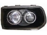 Фара NISSAN TERRANO/PATHFINDER R50 95-02 черная линза комплект R+L