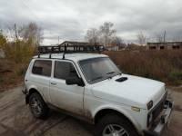 Багажник ВАЗ-2121