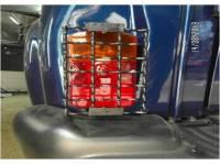 Защита задних стоп сигналов на УАЗ