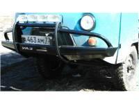 "Бампер передний на УАЗ-452 ""Носорог"""