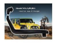 Шноркель LLDPE Jeep Wrangler JK