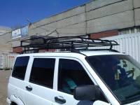 Багажник на УАЗ Патриот