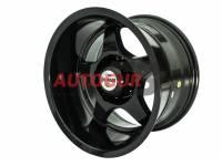 Диск колесный литой УАЗ черный 5x139,7 10xR16 d110 ET-44