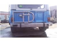 "Бампер задний силовой на УАЗ 469 ""Таран"" кронштейном крепления запасного колеса"