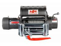 Автомобильная лебедка MW 12000i - 12V