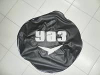Чехол запасного колеса (в/кожа) на УАЗ Хантер