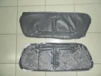 Утеплитель радиатора (в/кожа,поролон,ватин) на УАЗ 452