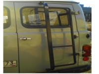 Лестница к багажнику УАЗ 452 усиленная.