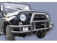 Бампер передний силовой на УАЗ 469