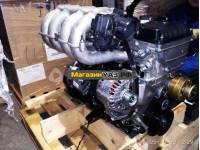 Двигатель ЗМЗ-40522 А Гz-3302, 2705,2752,3221 Евро-4 (АИ-92) с ремнем прив.агрегатов-100