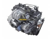 Двигатель ЗМЗ-40911 ( Евро-4,КПП-4ст.,КМПСУД BOSCH,шкиф под 2 ремня,кроншт.ролика,со сцеп)