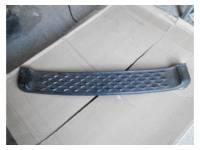 Накладка переднего бампера Патриот верхняя (резина) (3163-2803019)
