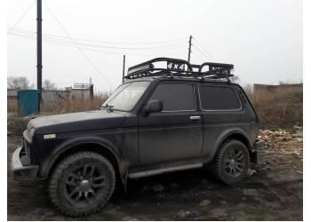 Багажник Навигатор на Ниву 5 дв.
