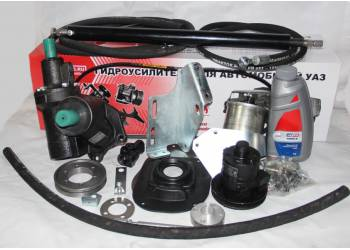 Гидроусилитель руля ГУР 452 (г. Стерлитамак) дв. УМЗ 417 Autogur73