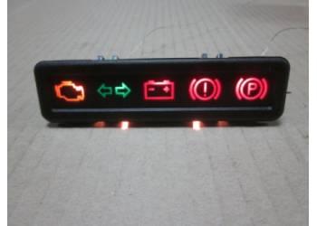 Спидометр блок контрольных ламп