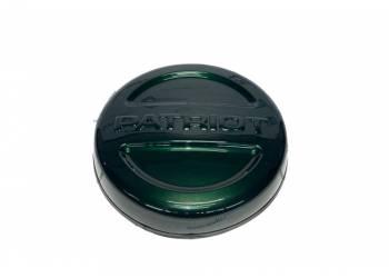 Чехол запасного колеса  R-18 (Патриот) Амулет АММ (Зелёный)