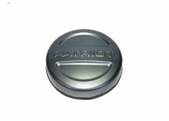 Чехол запасного колеса  R-18 (Патриот) Кварц (Серебристо серый)
