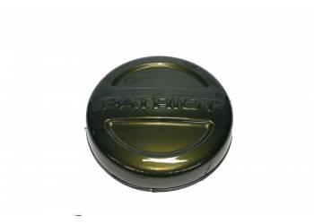 Чехол запасного колеса  R-18 (Патриот) Золотой лист (ЗЛМ)