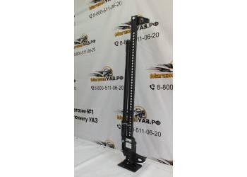 Домкрат реечный HIGHT JACK 48 (высота подъёма 122 см) грузоподъемность 3т Усиленный Черный