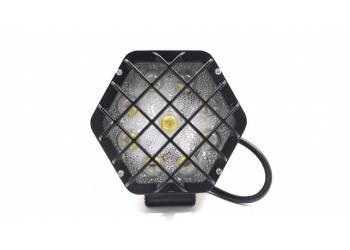 Фара светодиодная противотуманная LBS875 27w с защитой