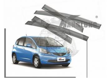 Ветровики KANGLONG HONDA FIT/JAZZ GE# 07-13 5D 808