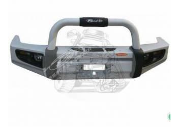 Бампер передний алюминиевый TOYOTA LAND CRUISER PRADO 120 (2003-2006) FJ120-A065-A