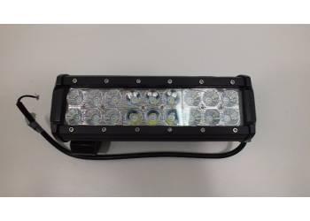 Фара светодиодная 54W 18 диодов по 3Вт, дальний свет.