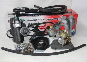 ГУР 452 н/о (г. Стерлитамак) дв. ЗМЗ-409 с насосом ZF с механизмом УАЗ 3303