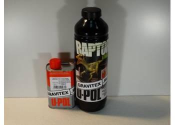 RAPTOR™ U-POL коллируемый комплект 1л. (бутылка+отвердитель)