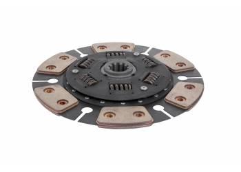 Диск сцепления ведомый УАЗ дв.ЗМЗ-409 КПП DYMOS (Корея) 5 ступ. Керамика